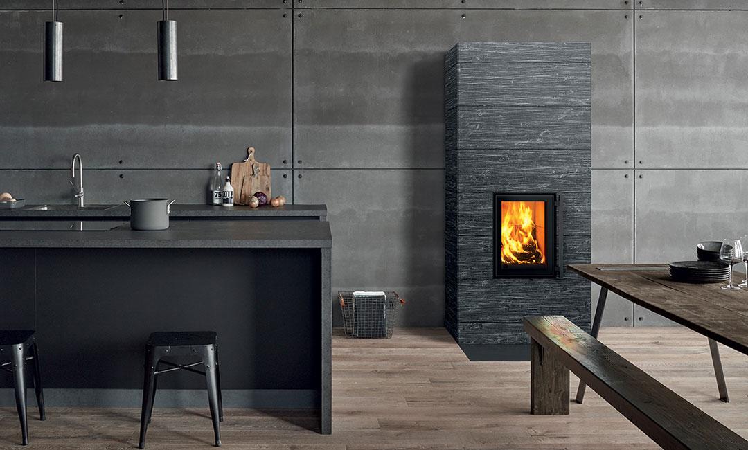 po le de masse vend e ambiance feu exclusivit tulikivi. Black Bedroom Furniture Sets. Home Design Ideas